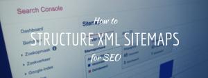 xml sitemap structure seo